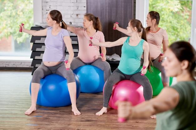 Fitness dla kobiet w ciąży