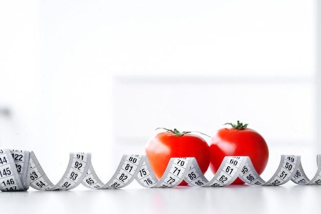 Fitness i dieta zdrowej żywności koncepcji.
