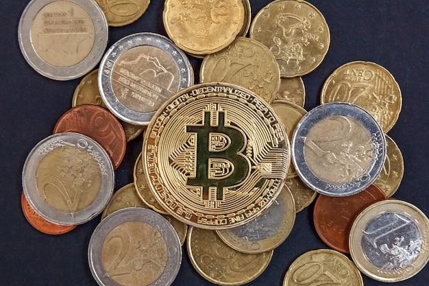 Fizyczna wersja bitcoina, nowe wirtualne pieniądze