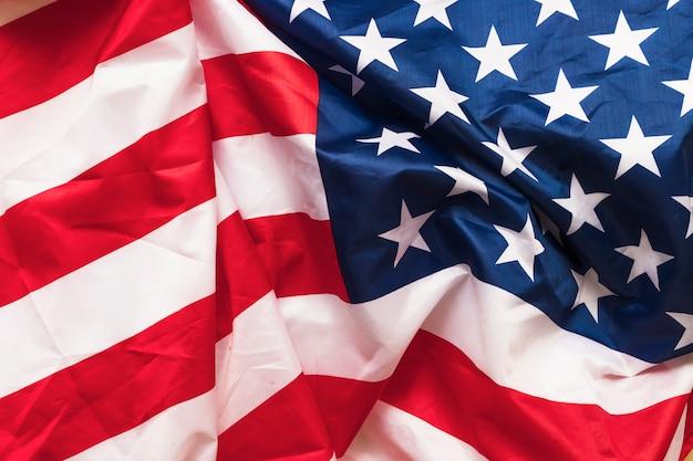 Flaga amerykańska tło dla dnia niepodległości