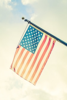 Flaga ameryki