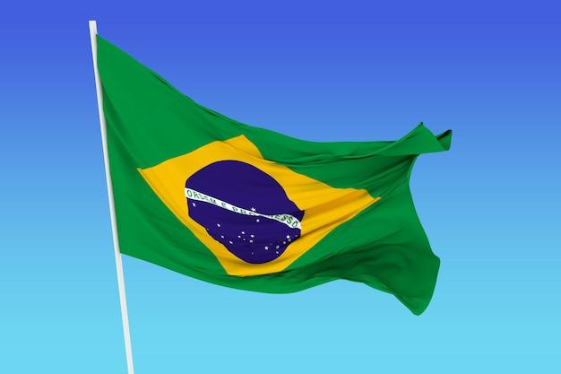 Flaga brazylii