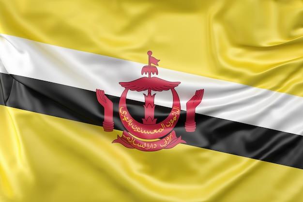 Flaga brunei