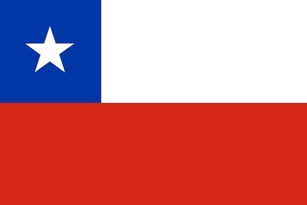 Flaga chile