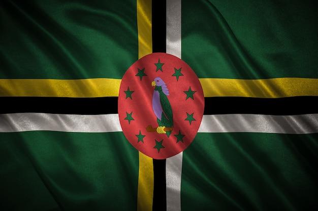 Flaga dominiki