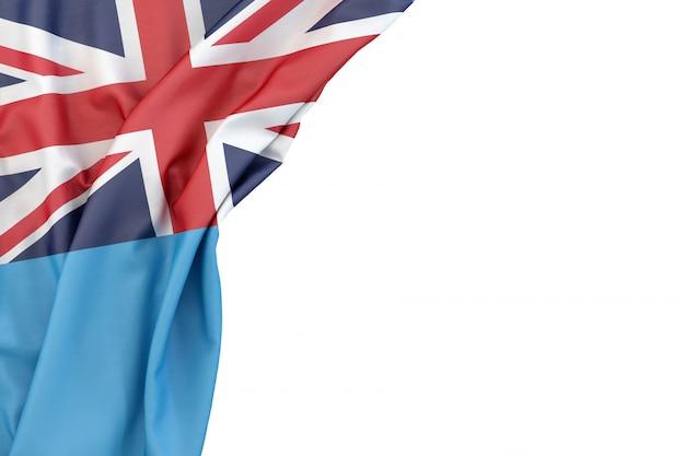 Flaga fidżi