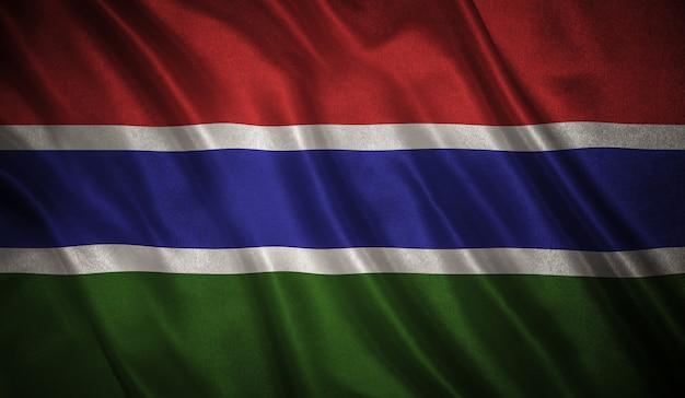 Flaga gambii