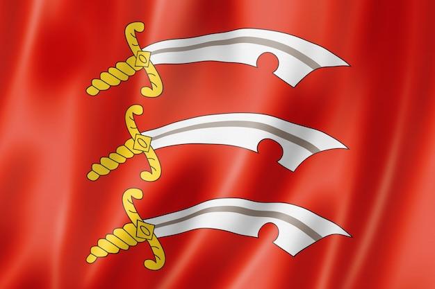 Flaga hrabstwa essex, wielka brytania