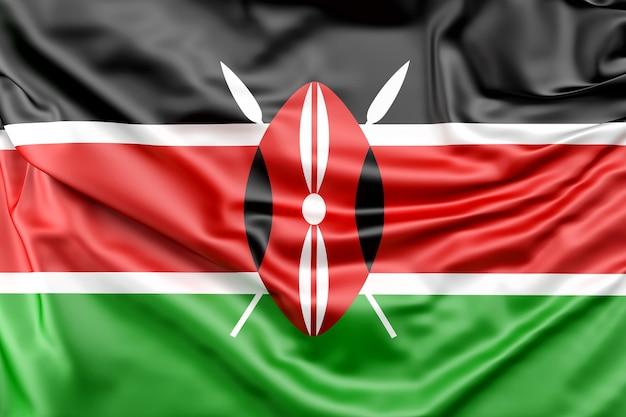 Flaga kenii