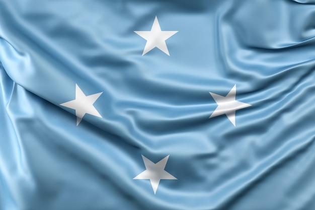 Flaga mikronezji