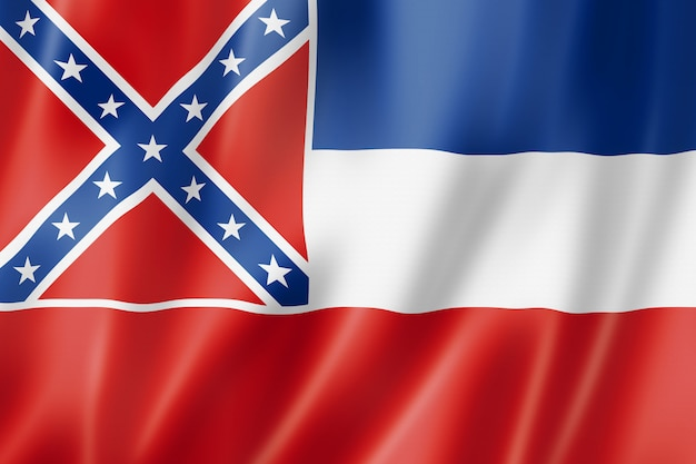 Flaga missisipi, usa