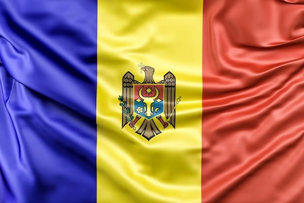 Flaga mołdowy