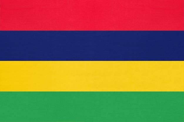 Flaga narodowa republiki mauritiusa