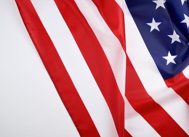 Flaga narodowa włókienniczych stanów zjednoczonych ameryki