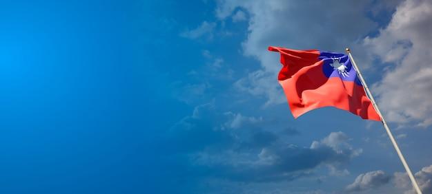 Flaga państwowa tajwanu