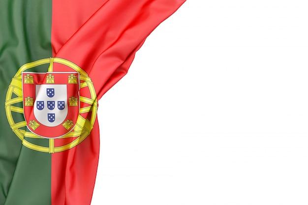 Flaga portugalii