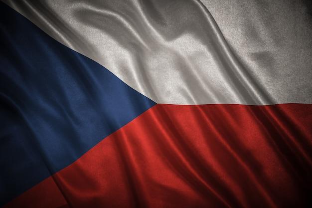 Flaga republiki czeskiej