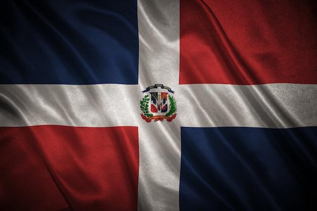 Flaga republiki dominikańskiej