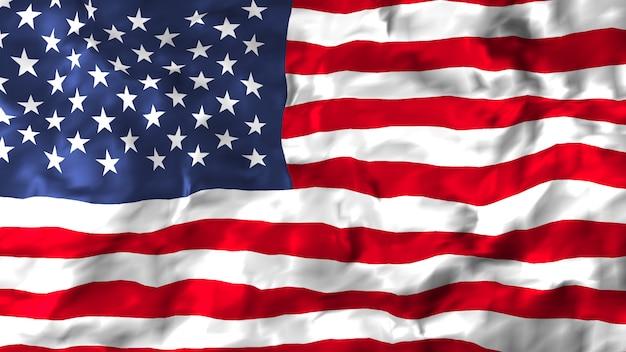 Flaga stanów zjednoczonych ameryki