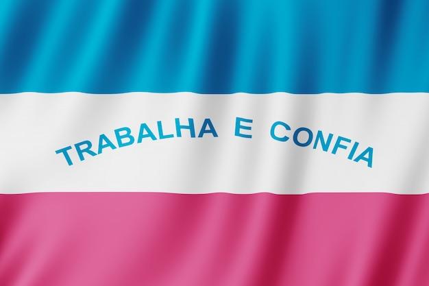 Flaga stanu espirito santo w brazylii