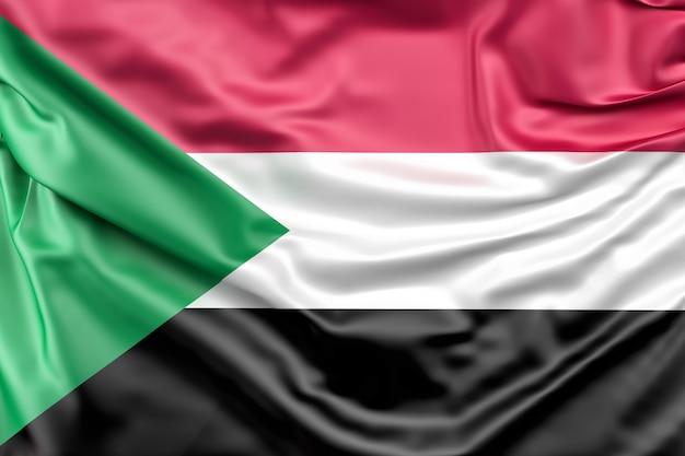 Flaga sudanu