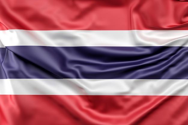 Flaga tajlandii