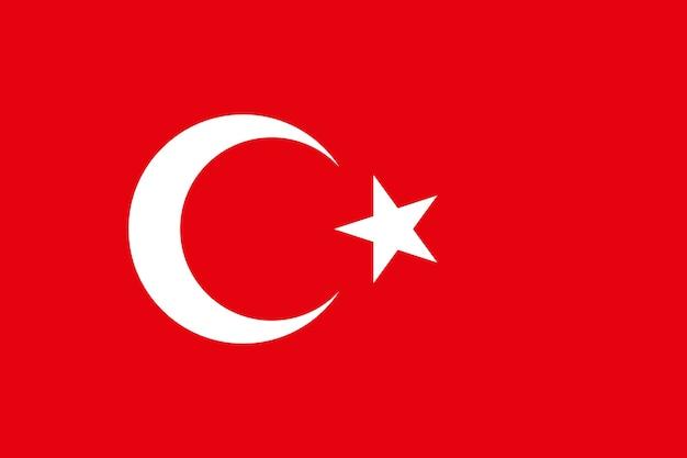 Flaga turcji