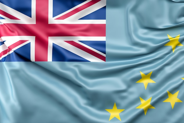 Flaga tuvalu