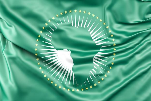 Flaga unii afrykańskiej