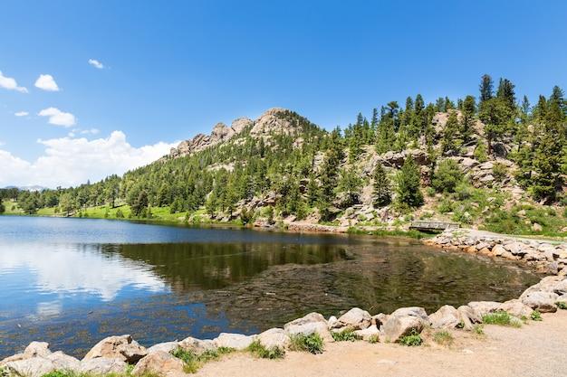 Flora i fauna parku narodowego gór skalistych