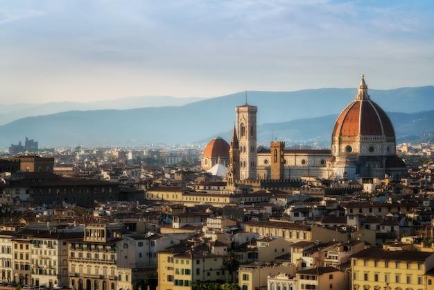 Florencja katedra florencja - włochy