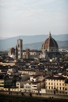 Florencja katedra florencja, włochy