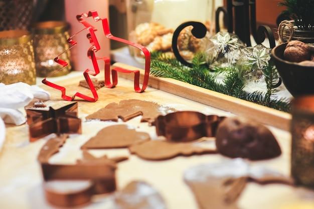 Formy do ciasteczka świąteczne
