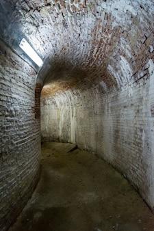 Fort 13, jilava. stare komunistyczne więzienie w rumunii.