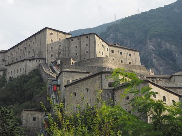 Fort w bardzie