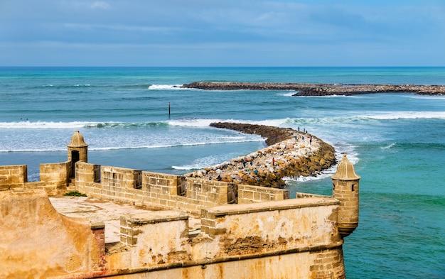 Fortyfikacje rabatu w maroku, kasba w udayas