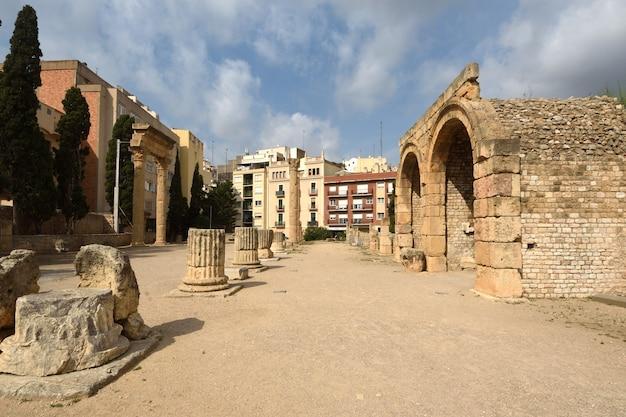 Forum tarragona, katalonia, hiszpania