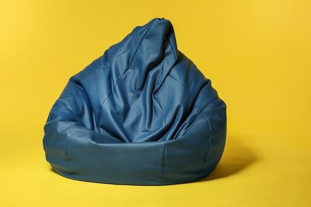 Fotel beanbag w kolorze