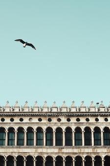 Fotografia architektoniczna szarego pomnika