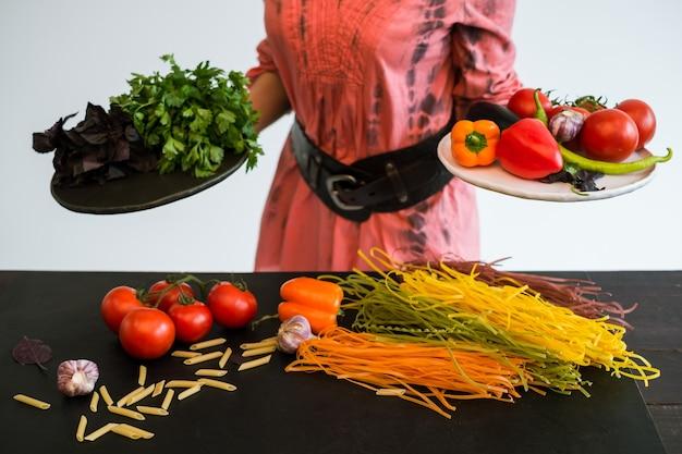 Fotografia zdrowej żywności studio fotograficzne stylista art blog koncepcja
