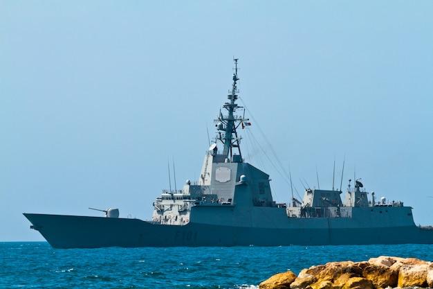 Fregata f-101 alvaro de bazan