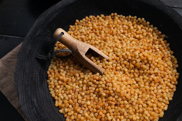 Fregola sarda, tradycyjny makaron z sardynii