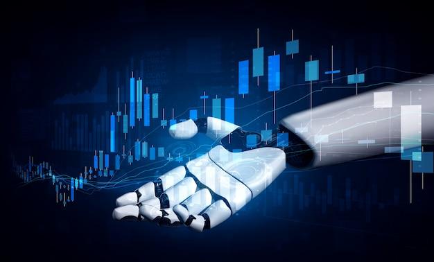 Futurystyczna sztuczna inteligencja