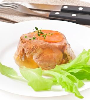 Galaretowane mięso