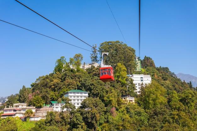 Gangtok ropeway, indie