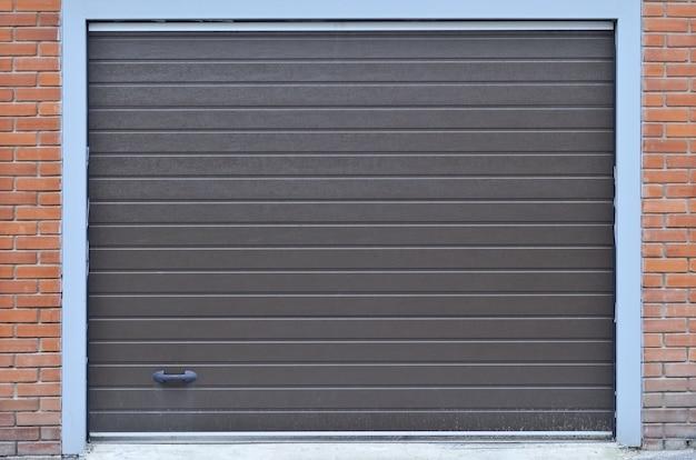 Garaż shutterdoor tekstury