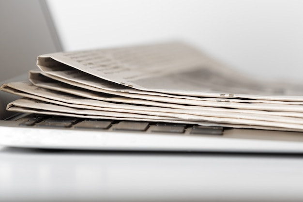 Gazeta z bliska