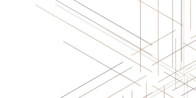 Geometryczna powierzchnia kształtu