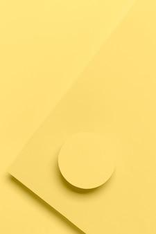 Geometryczne kształty szafek