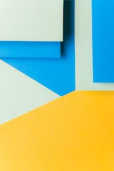 Geometryczny kształt deseniowy tło dla sztandaru